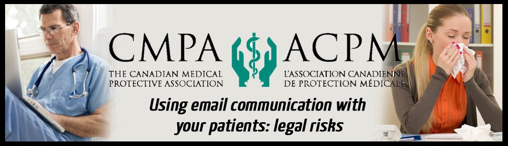 Email with patients