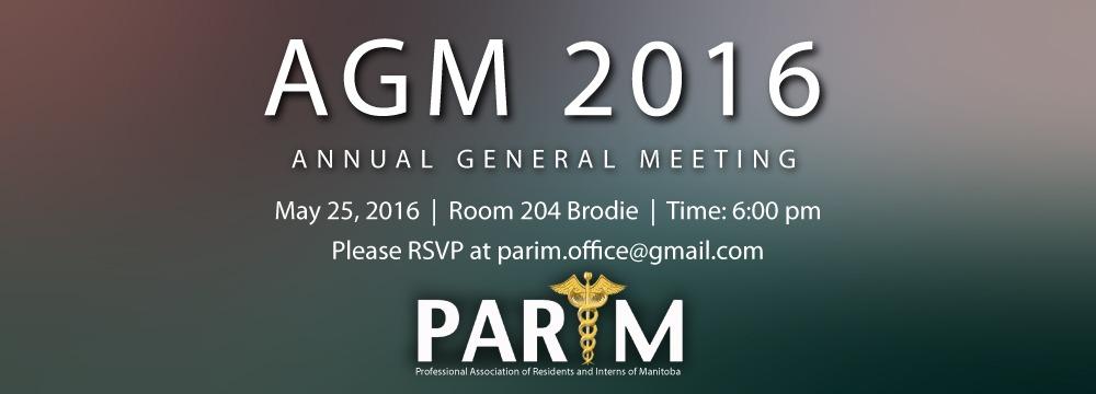 AGM banner 2016